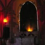 """Réalisation: le château de """"Dracula"""""""