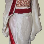 "Costume de ""Madame Butterfly""."