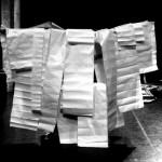 Réalisation: costume de papier