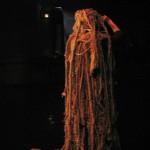 Réalisation: costume de cordes