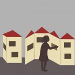 """Etudes des modules d'exposition """"maisons"""""""