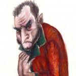 """Illustration: """"Hugues le loup"""""""