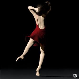 "3D creation: ""movement"""