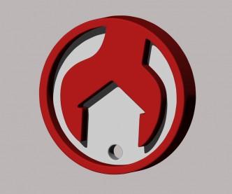 """Modèle 3D: """"logo"""""""