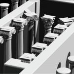"""Modèle 3D:""""temple Grec"""""""