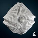 """Modélisation 3D: """"micro-algues"""""""