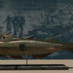 """Modèle 3D: """"Nautilus""""."""