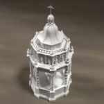 "Modélisation 3D:""baptistère"""