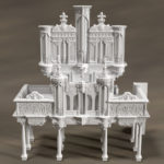 "Modélisation 3D""grand orgue"""