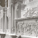 "Modélisation 3D:""grand orgue""."
